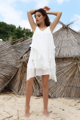 Dress White Sea