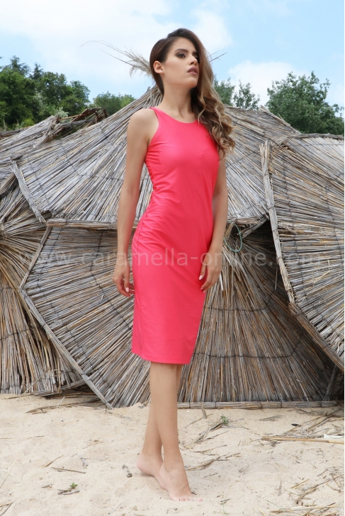 Dress Sexy Pink 012482