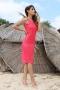 Dress Sexy Pink 012482 2