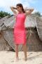 Dress Sexy Pink 012482 3