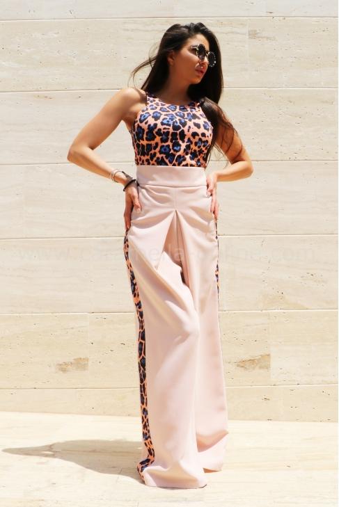 Set Pink Leopard 082027