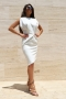 Dress White Chanel 012485 3