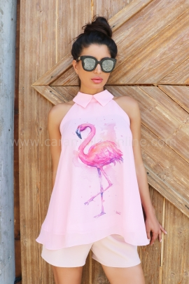 Top Flamingo