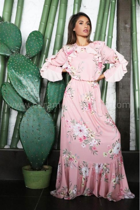 Рокля Pink Supreme 012491