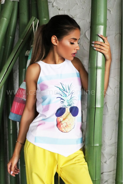 Top Summer Pinapple 022334