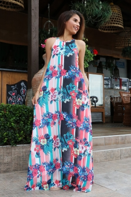Рокля Tropic Dress