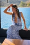 Dress Lila 012503 4