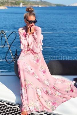 Рокля Pink Supreme
