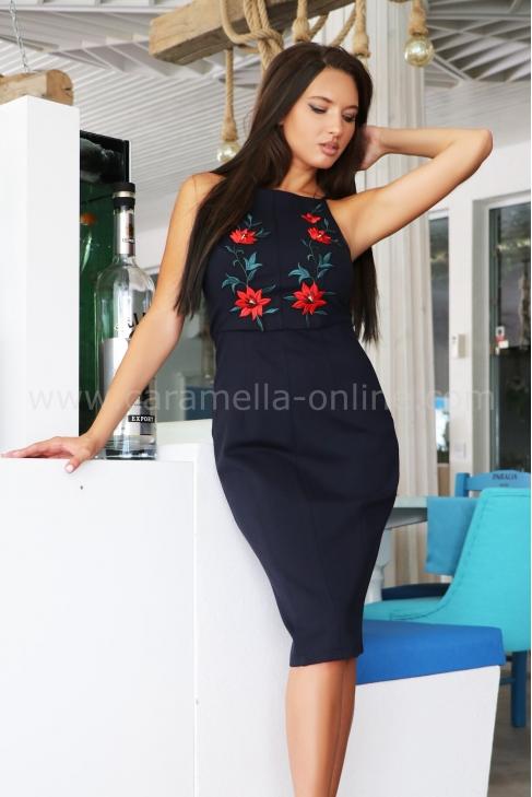 Рокля Blue Style 012506