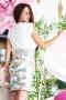 Блуза Caramella White Gold 022338 6