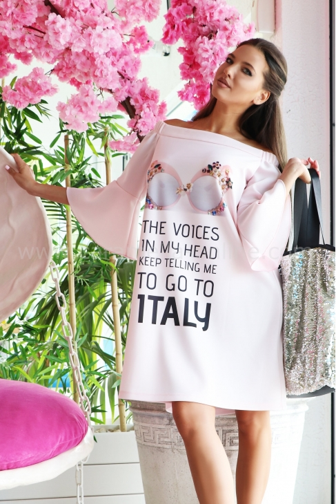 Рокля Go To Italy 012511