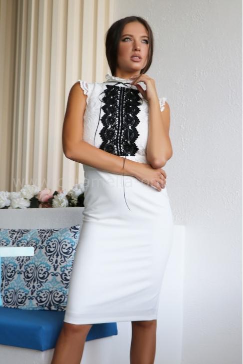 Dress White Princess 012512