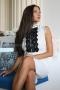 Dress White Princess 012512 5