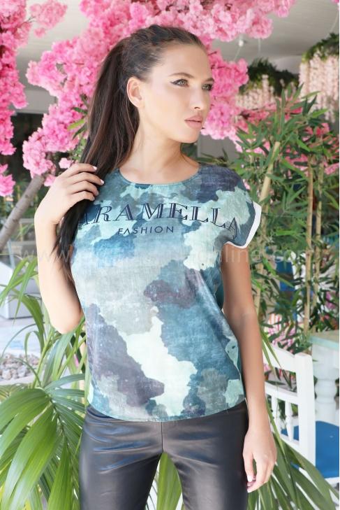 Блуза Caramella&Camouflage 022340