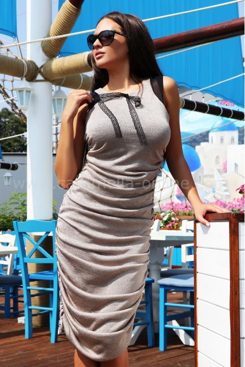 Рокля Cappuccino 012519