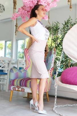 Skirt Soft Pink