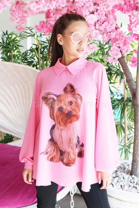 Tunic Doggy Lora 022344