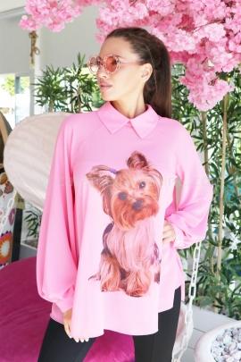 Туника Doggy Lora