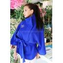 Палто Blue Chanel