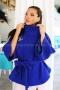 Coat Blue Chanel 062042 4
