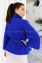 Coat Blue Chanel 062042 6
