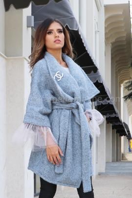 Жилетка-палто Sweet Blue