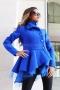 Палто-жилетка Тurquoise 1