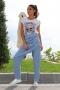 Pants Blue Jacky 032117 3