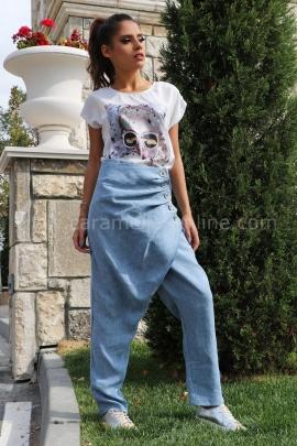 Pants Blue Jacky