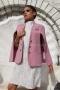Blazer Pink Chanel 052061 1