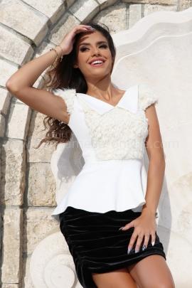 Блуза White Softness