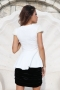 Blouse White Softness 022355 3