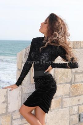 Блуза-боди Chic Black