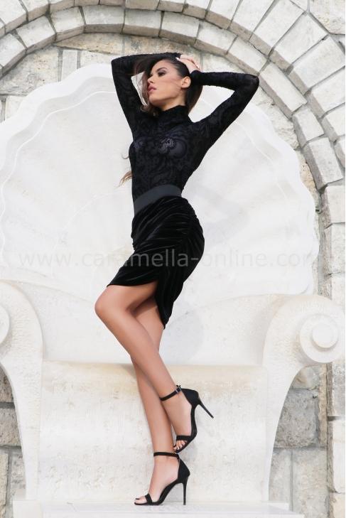 Skirt Lux Velvet 032120