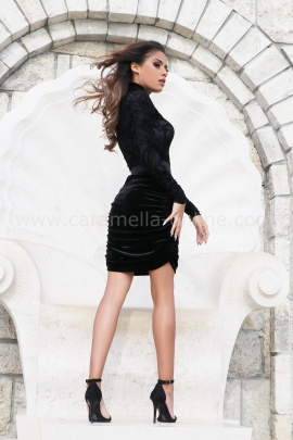 Skirt Lux Velvet