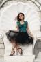 Dress Lux Lace Emerald 012534 3