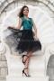 Dress Lux Lace Emerald 012534 2