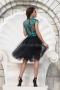 Dress Lux Lace Emerald 012534 4