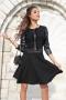 Рокля Black Leather 012535 1