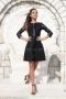 Рокля Black Leather 012535 4