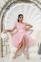 Dress Pink Girl 012537 2
