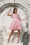 Dress Pink Girl 012537 3
