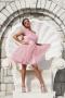 Dress Pink Girl 012537 4