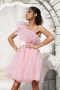 Dress Pink Girl 012537 5