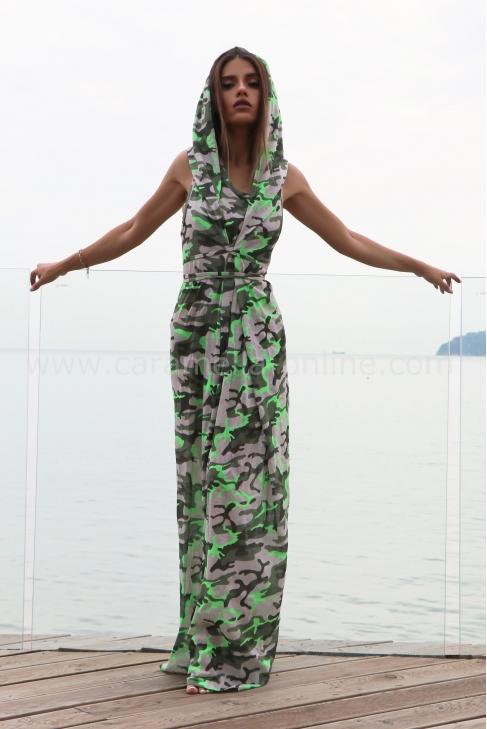 Рокля Summer Camouflage 012499