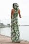 Рокля Summer Camouflage 012499 5