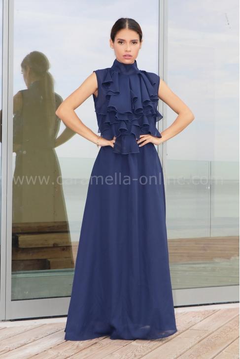 Dress Blue Bell 012502