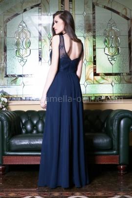 Dress Blue Diamond
