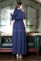 Dress Blue Sasha 012431 3