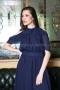 Dress Blue Sasha 012431 2